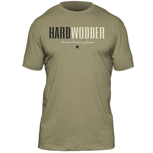 HardWodder Tee Light OD DOP