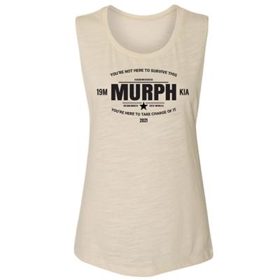 2021 CrossFit Murph WOD Tank Front